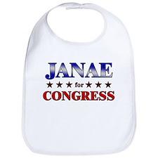 JANAE for congress Bib