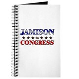 JAMISON for congress Journal