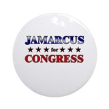 JAMARCUS for congress Ornament (Round)