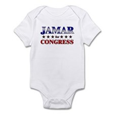 JAMAR for congress Infant Bodysuit