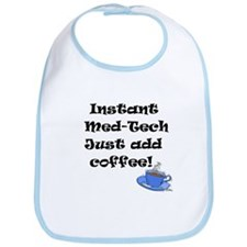 Cute Medical laboratory tech Bib