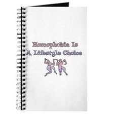 Homophobia Lifestyle Choice Journal