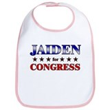 JAIDEN for congress Bib