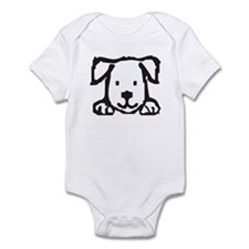 Puppy Infant Bodysuit