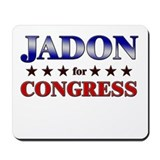 JADON for congress Mousepad