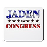 JADEN for congress Mousepad