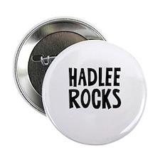 "Hadlee Rocks 2.25"" Button"