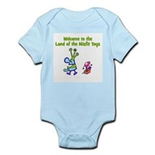 Land of the Misfits Infant Bodysuit