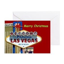 Las Vegas Merry Christmas Cards 10