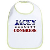 JACEY for congress Bib
