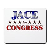 JACE for congress Mousepad