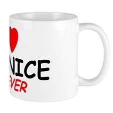 I Love Berenice - Coffee Mug