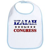 IZAIAH for congress Bib