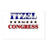ITZEL for congress Postcards (Package of 8)