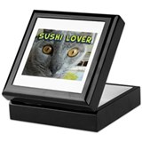 Sushi Lover Keepsake Box