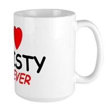 I Love Christy Forever - Coffee Mug