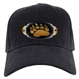 BEAR PAW IN BEAR PRIDE DESIGN Baseball Cap