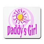 Daddy's Girl Mousepad