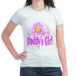 Daddy's Girl Jr. Ringer T-Shirt