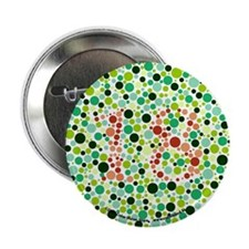 "Color Blind 2.25"" Button (10 pack)"