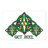 Get Reel Postcards (Package of 8)