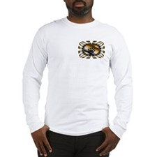 BEAR PAW PRIDE DESIGN/ Long Sleeve T-Shirt