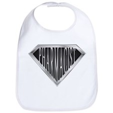 SuperPharmacist(metal) Bib