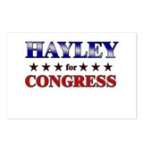 HAYLEY for congress Postcards (Package of 8)