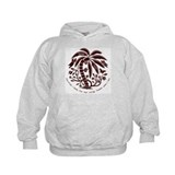 Hoodie/Chocolate/Tree of Life