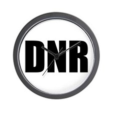 DNR  Wall Clock