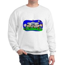 Lil Bill & Hill and Friends Sweatshirt