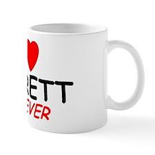 I Love Jarrett Forever - Mug