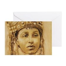 Algerian Women Greeting Cards (Pk of 10)