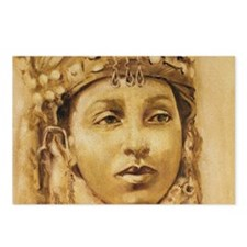 Algerian Women Postcards (Package of 8)