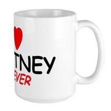 I Love Kourtney Forever - Mug
