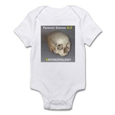 Forensic Anthropology Infant Bodysuit