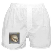 Forensic Anthropology Boxer Shorts