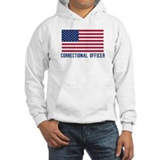 Ameircan Correctional Officer Hoodie