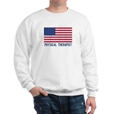 Ameircan Physical Therapist Sweatshirt