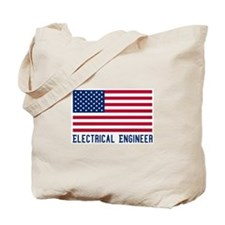 Ameircan Electrical Engineer Tote Bag