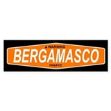 BERGAMASCO Bumper Bumper Stickers