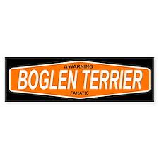 BOGLEN TERRIER Bumper Bumper Sticker