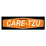 CARE-TZU Bumper Bumper Sticker