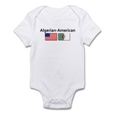 Algerian American Infant Bodysuit