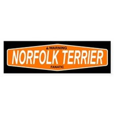 NORFOLK TERRIER Bumper Bumper Sticker