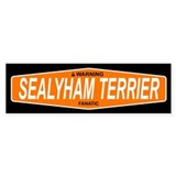 SEALYHAM TERRIER Bumper Bumper Stickers