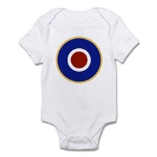Cute Armed forces Infant Bodysuit