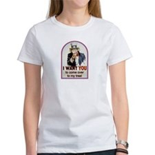 Come over to My Place Women's T-Shirt