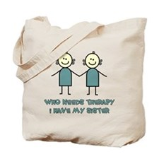 Sisters Fun Tote Bag