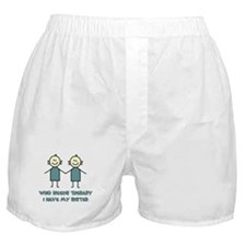 Sisters Fun Boxer Shorts